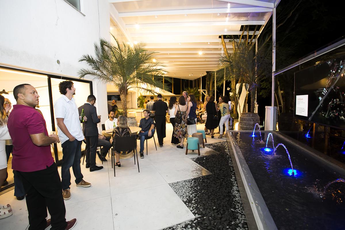 Sunset View NFD – Coquetel de pré-estréia do Casa Design 2018